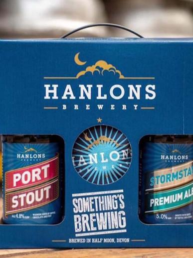 Hanlons Ales Gift Box
