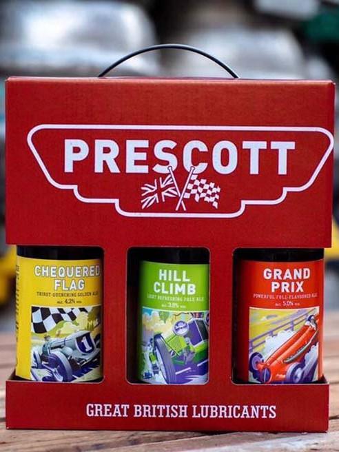 Prescott Ales Gift Box UK Delivery