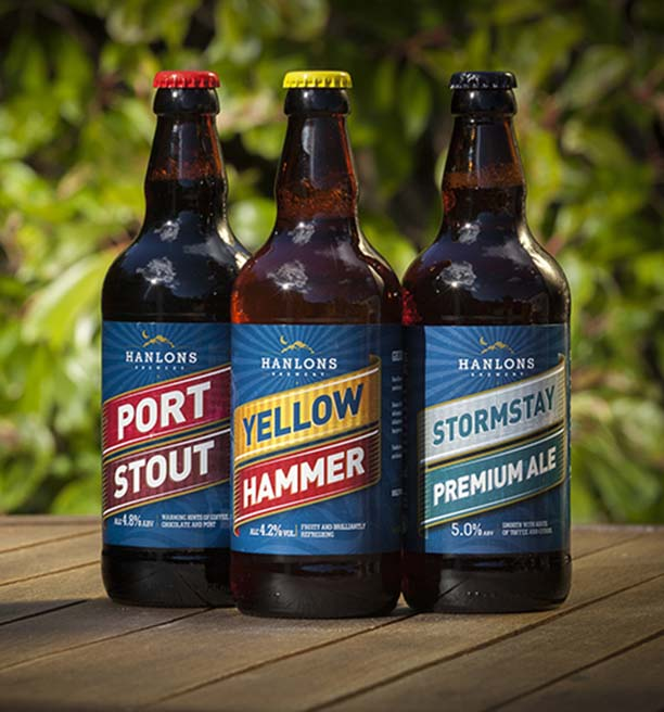 Hanlons Mixed Case Beer Ale UK Delivery
