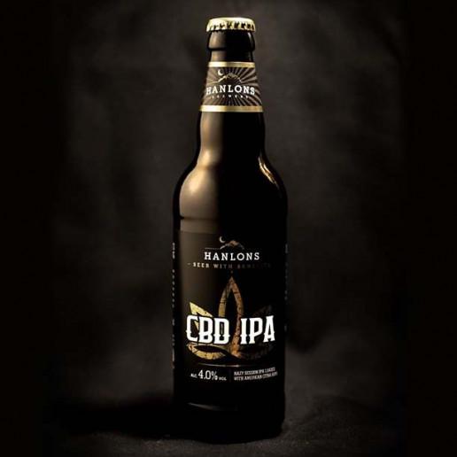 Craft Beers Uk Delivery Hanlons CBD IPA