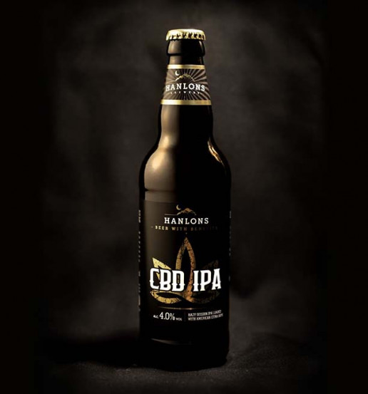 Craft Beers Uk Delivery Hanlons CBD IPA